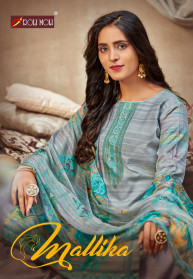 Roli Moli Mallika Heavy Designer Dress Materials