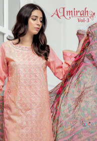 Shree Fabs Almirah Vol 3 Cotton Salwar Suits