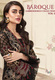 Shree Fabs Boroque Vol 3 Salwar Suits