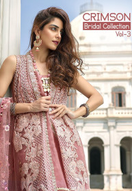 Shree Fabs Crimson Bridal Collection Vol 3 Suits