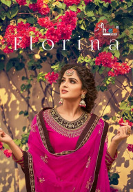 Shree Fabs Florina Georgette Salwar Suits