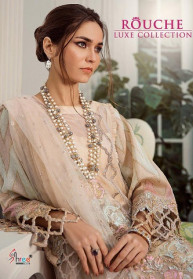 Shree Fabs Rouche Luxe Collection Salwar Suits