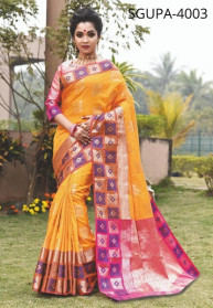 Sangam Upada Silk Fancy Sarees In India