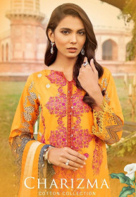 Shraddha Charizma Cotton Collection Salwar Suits