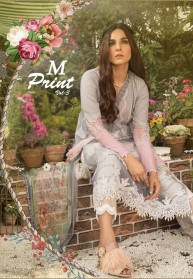 Shraddha M Print Vol 3 Lawn Cotton Salwar Suits