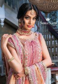 Shraddha Sobia Nazir Vol 3 Net Salwar Suits