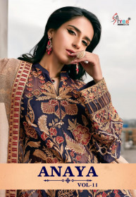 Shree Fabs Anaya Vol 11 Salwar Suits