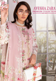 Shree Fabs Ayesha Zara Premium Collection Suits