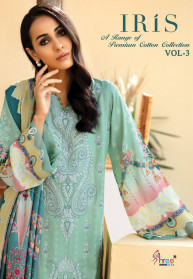 Shree Fabs Iris Vol 3 Pure Jam Cotton Salwar Suits