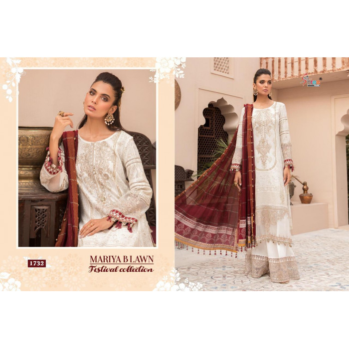 Shree Fabs Mariya B Festival Collection Suits