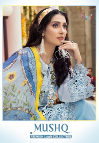 Shree Fabs Mushq Premium Collection Pakistani Suits