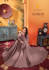 Stylemax Almirah Vol 3 Soft Silk Gowns