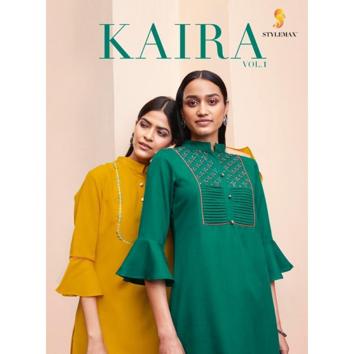 Stylemax Kaira Vol 1 Magic Club Kurtis With Pent