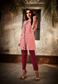 Vastrikaa Vivid Rayon Western Wear Collection