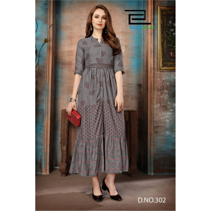 VF Bournville Vol 2 Heavy Rayon Gown