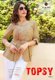 Yami Fashion Topsy Vol 6 Tops Wholesale Catalog