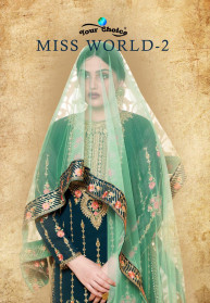 Your Choice Miss World Vol 2 Salwar Suits